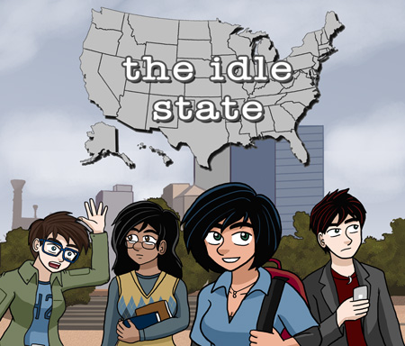 The Idle State - Coming soon!